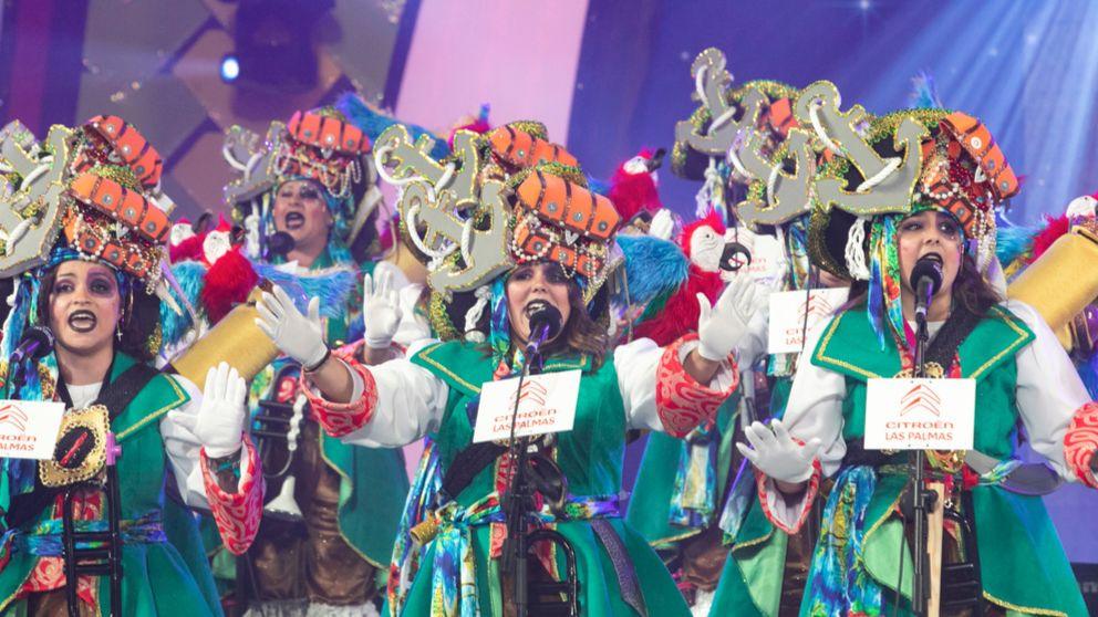 Carnaval de las Palmas 2020_ Programa de hoy dia 11 de febrero