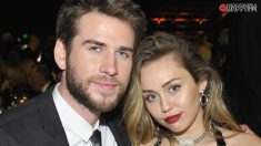 Chris Hemsworth y Miley Cyrus
