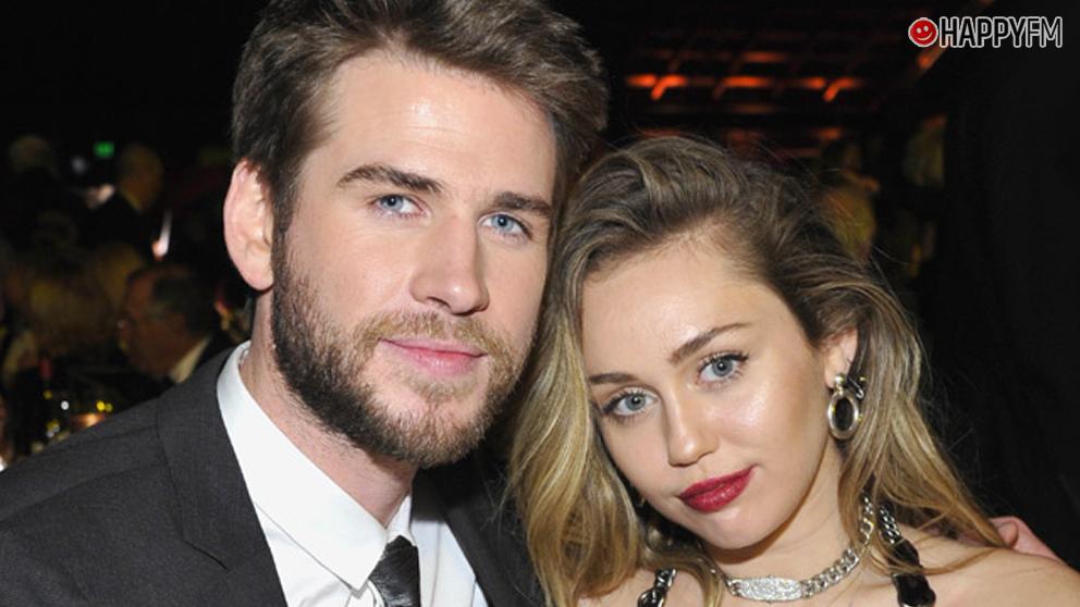 Chris Hemsworth y Miley Cyrus