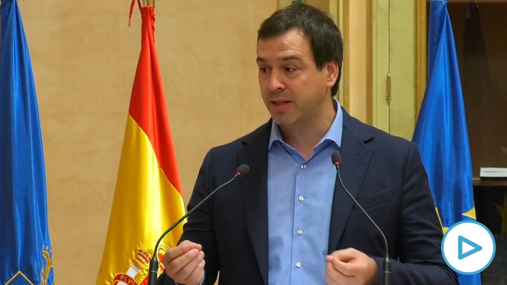 David 'Azagra' Sánchez Pérez-Castejón, el hermano del presidente Pedro Sánchez.