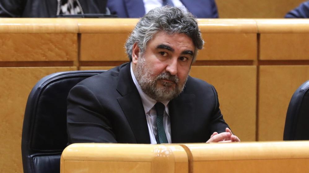 El ministro de Cultura y Deporte, José Manuel Rodríguez Uribes. (Foto: PSOE)