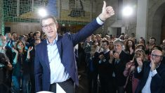 El presidente de Galicia y del PP de Galicia (PPdeG), Alberto Núñez Feijóo. (Foto: Europa Press)