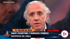 Eduardo Inda explicó claramente que el Atlético ya busca sustituto para Simeone.