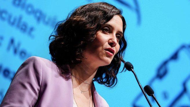 Isabel Díaz Ayuso, presidenta de la región. (Foto: Madrid)