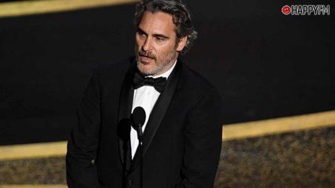 Joaquin Phoenix sorprende con este discurso en los Oscar 2020