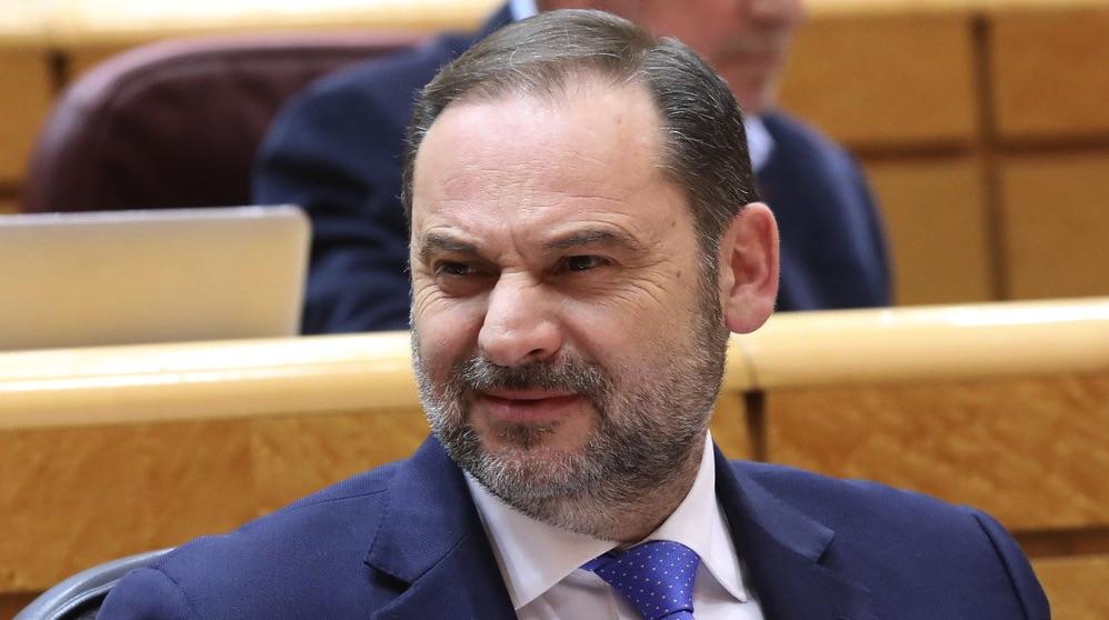 José Manuel Ábalos. (Foto: PSOE)