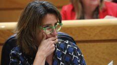 La vicepresidenta y ministra Teresa Ribera. (Foto: PSOE)