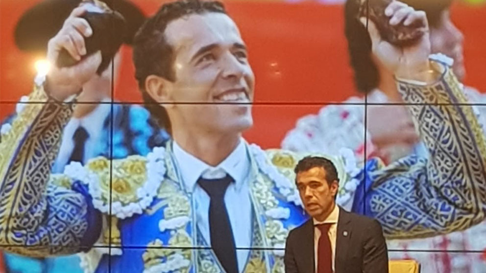 Víctor Puerto. (Twitter)