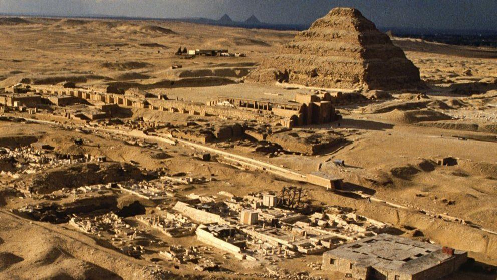 ¿Cuál era la capital del Antiguo Egipto