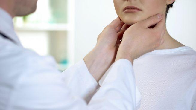 Quiste del conducto tirogloso
