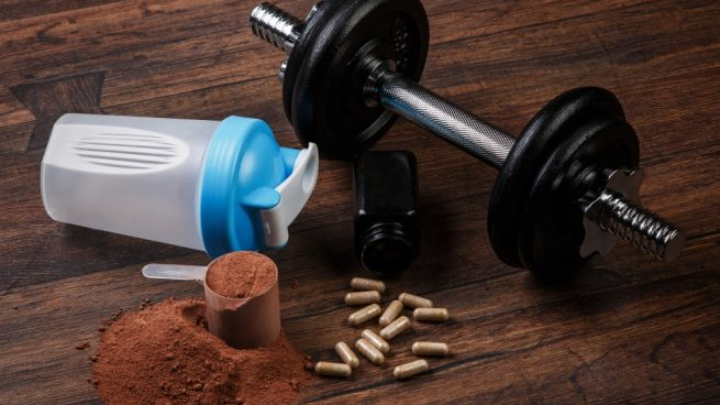 Complementos vitamínicos