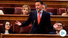 El portavoz adjunto de Ciudadanos, Edmundo Bal. (Foto. EFE)