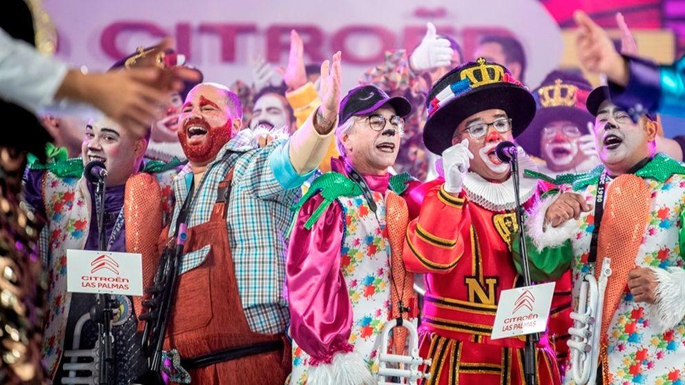 Carnaval de las Palmas 2020_ Programa de hoy dia 12 de febrero