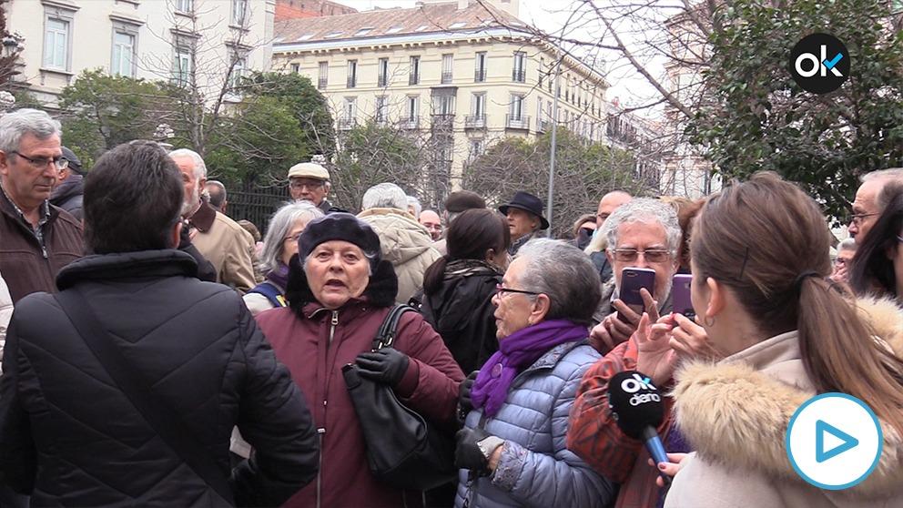 Podemitas insultan a OKDIARIO.