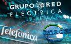 Telefónica, Enagás y Red Eléctrica, las mejores empresas cotizadas en rentabilidad por dividendo