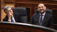 Los ministros José Luis Ábalos y Fernando Grande Marlaska. Foto: EP