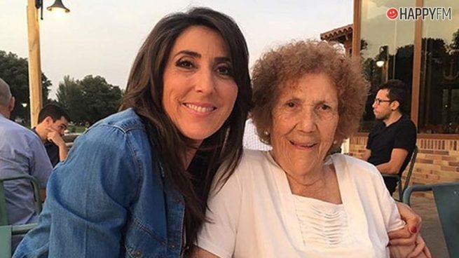 Fallece la madre de Paz Padilla a los 91 años de edad