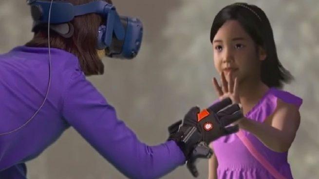 Una madre se reencuentra con su hija fallecida gracias a la tecnología