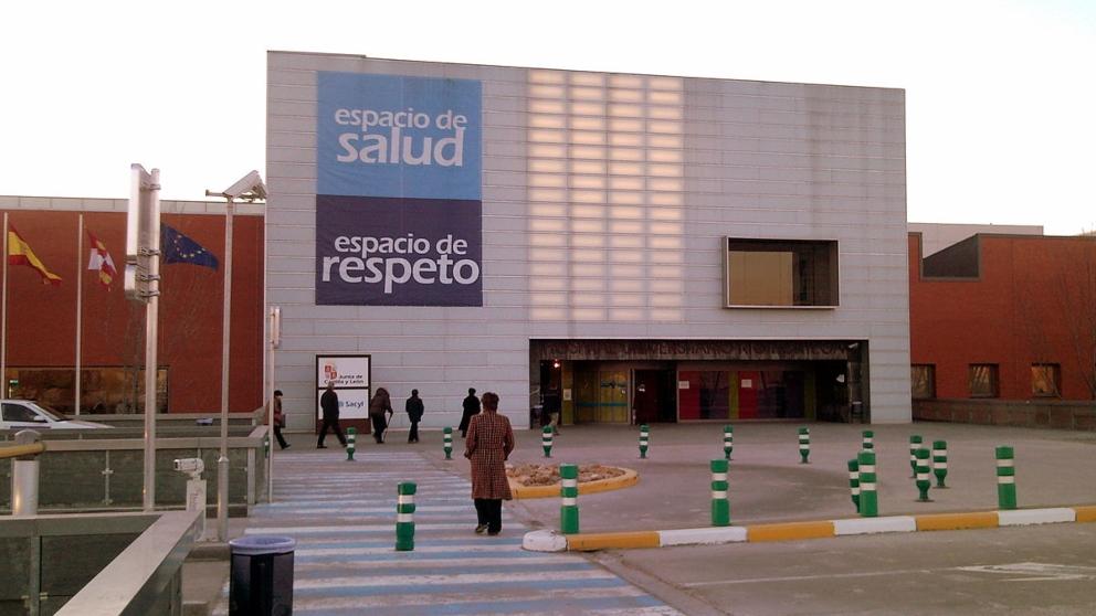 La madre fue trasladada al Hospital Universitario Río Hortega
