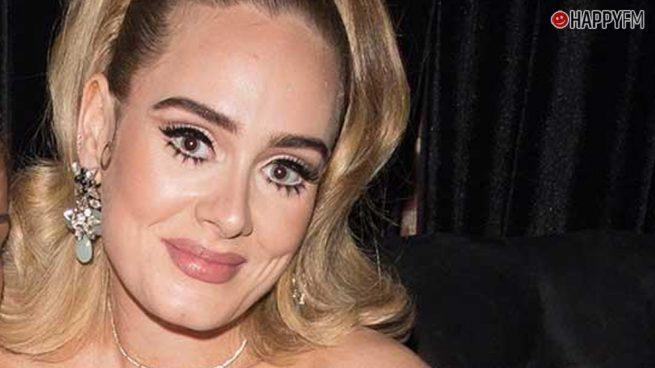 Adele, irreconocible, en su última foto tras perder más de 30 kilos