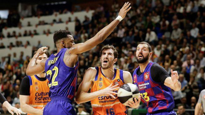 Barcelona Valencia Basket Resultado Y Resumen De La Copa Del Rey De Baloncesto Hoy En Directo 78 82