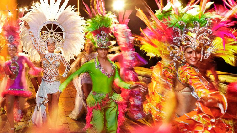 Carnaval de las Palmas 2020_ Programa de hoy dia 13 de febrero