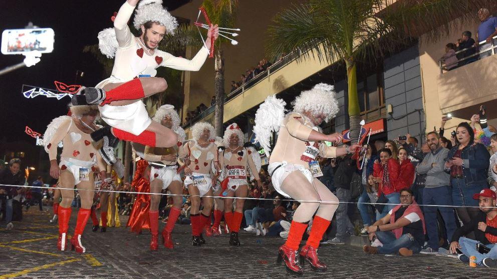 Puerto de la Cruz cuenta con uno de los carnavales más peculiares de España