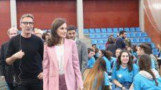 El truco de la reina Letizia para llevar tacones(1)