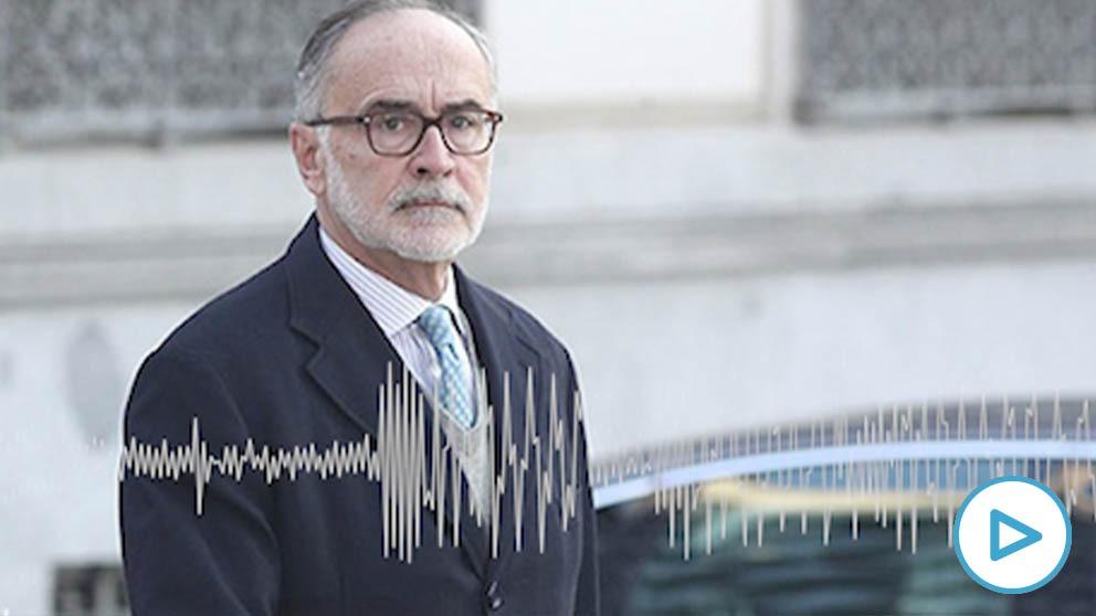 Javier Ayuso, ex dircom del BBVA.