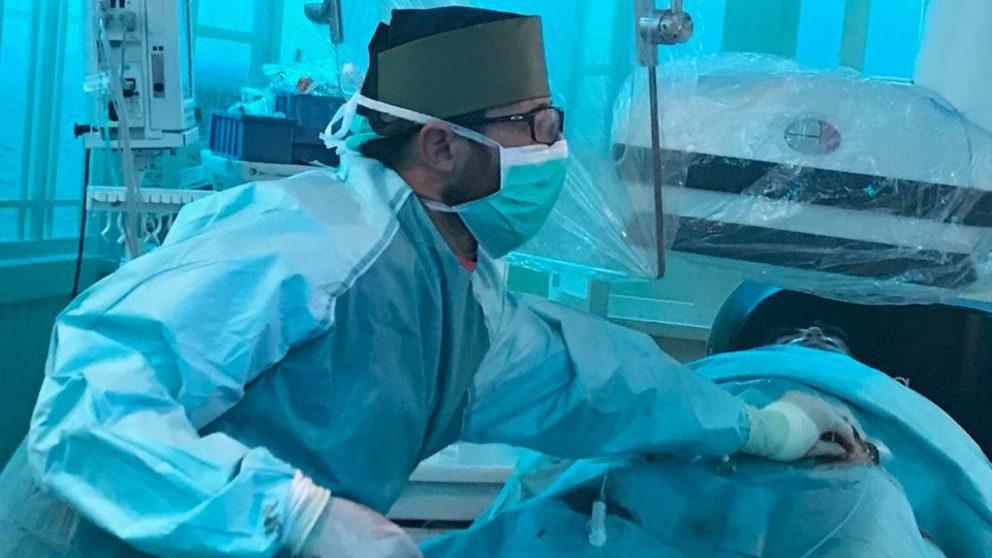 El Hospital Quirónsalud Marbella implanta técnicas punteras de fusión de imagen en sus operaciones