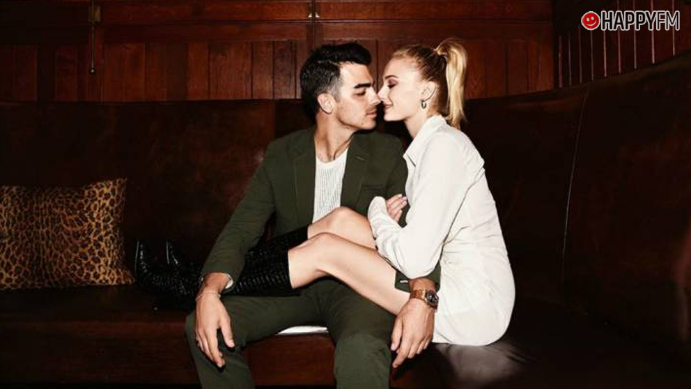 Joe Jonas y Sophie Turner van a ser padres