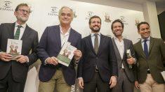 Esteban González Pons, en la presentación de su libro (Foto: EP)