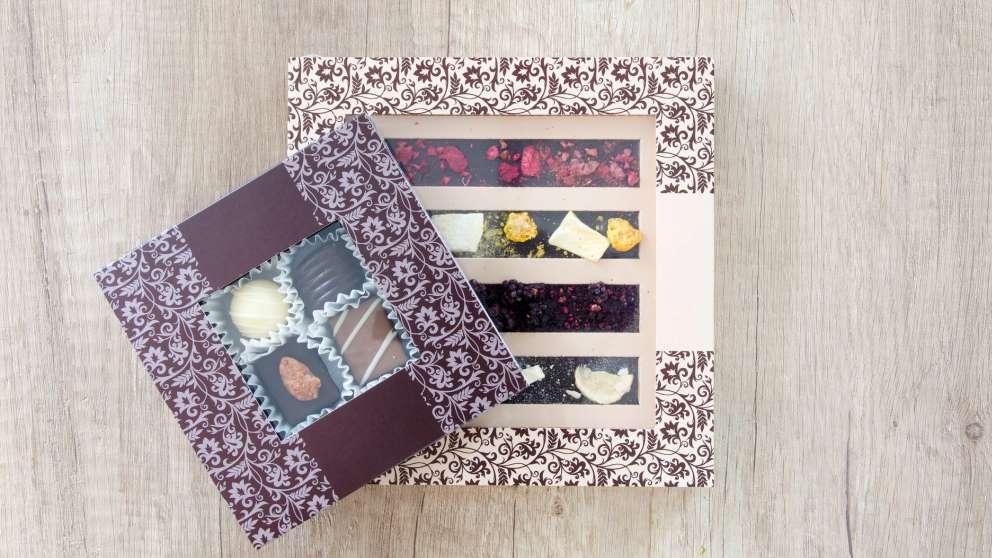 Una edición especial de bombones puede ser un regalo fantástico a tu pareja