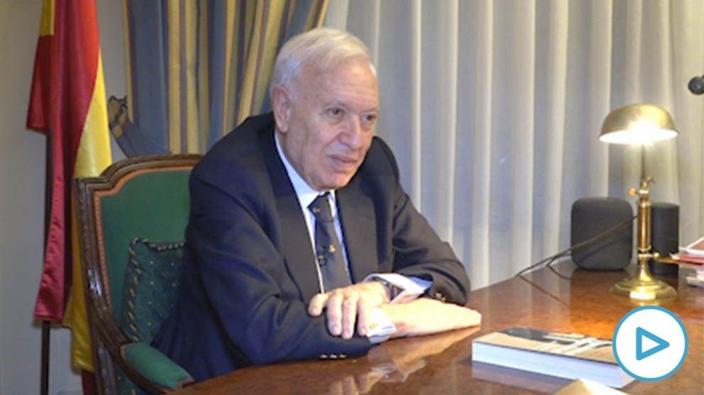 José Manuel García-Margallo, ex ministro de Asuntos Exteriores y eurodiputado