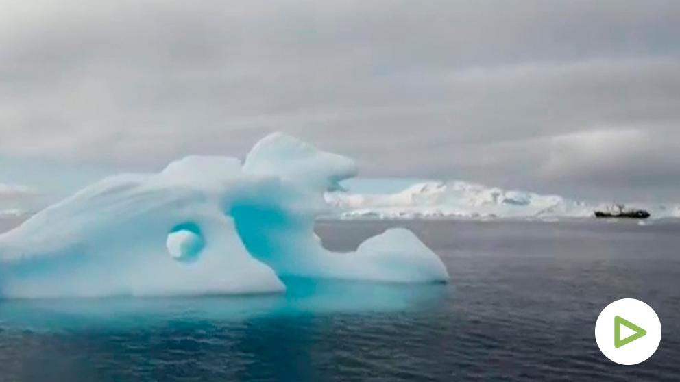 Las temperaturas no paran de subir en la Antártida.