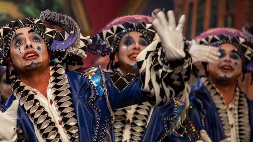 Carnaval de las Palmas 2020_ Programa de hoy dia 14 de febrero