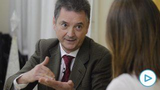 El magistrado Manuel Almenar, presidente de la APM