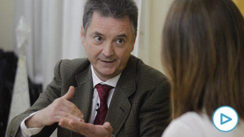 El magistrado Manuel Almenar