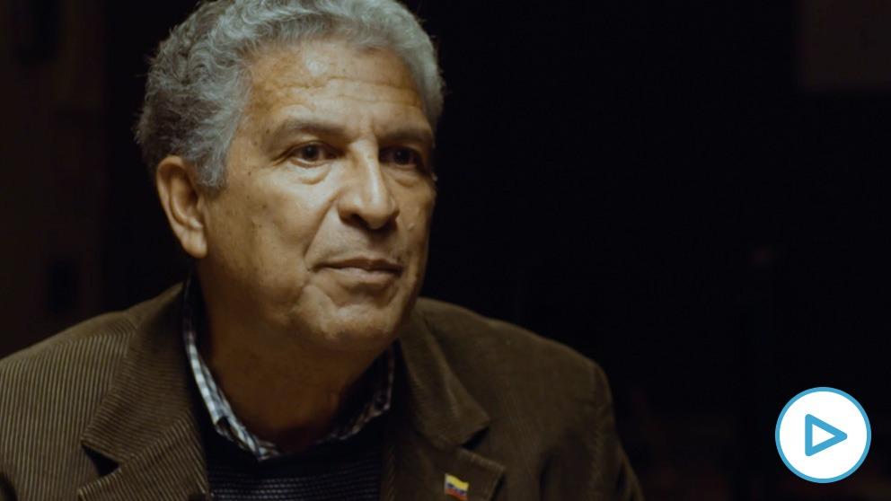 Luis Ortiz, dirigente de la Junta Patriótica de Venezuela.