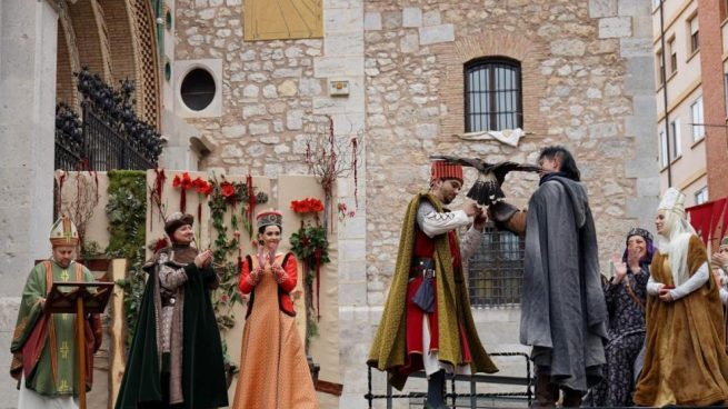 Bodas de Isabel de Segura en Teruel