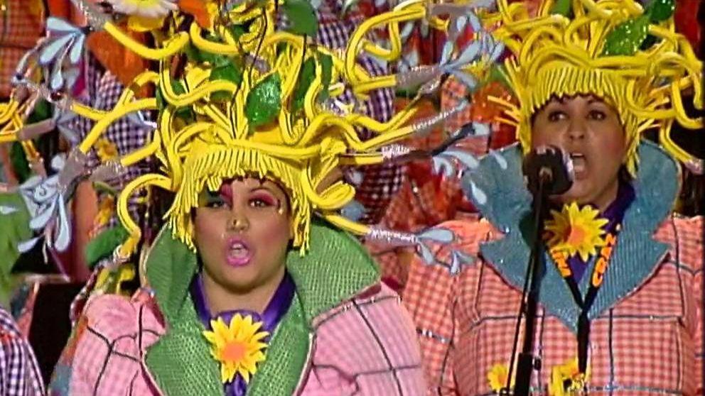 Carnaval de las Palmas 2020_ Programa de hoy dia 15 de febrero
