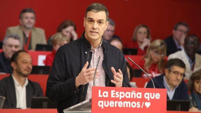 Sánchez Podemos
