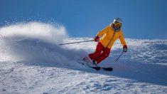 Esquiar es una experiencia fría pero fantástica