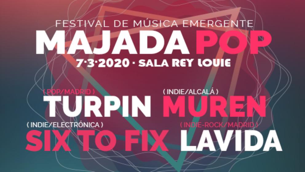 Un nuevo festival musical llega a Majadahonda en este 2020