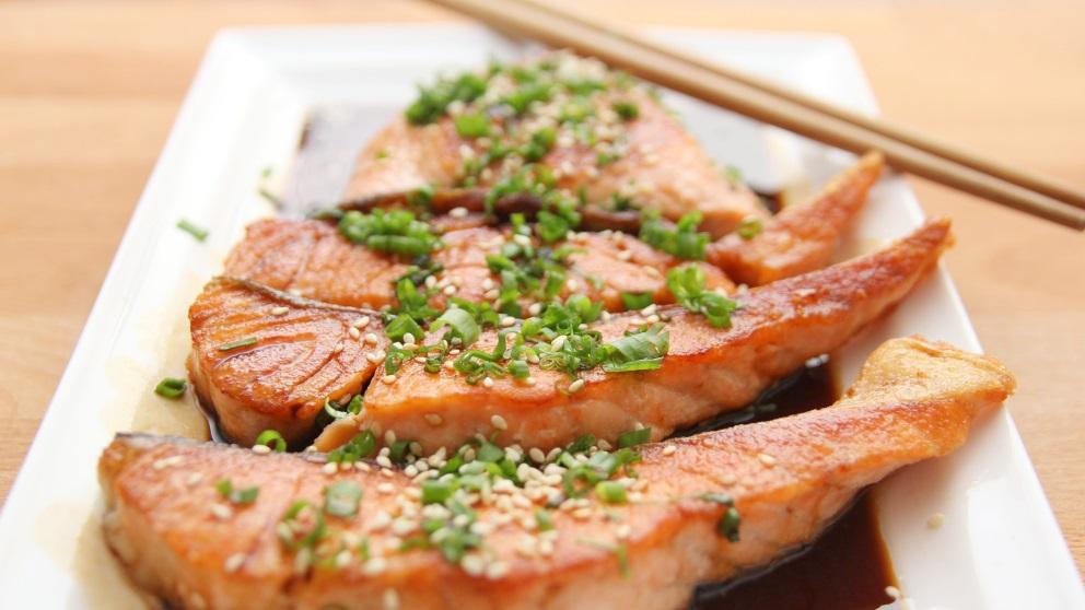 El salmón es uno de los alimentos más saludables
