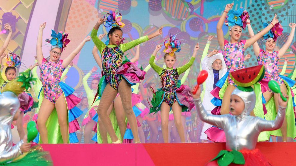 Carnaval de las Palmas 2020_ Programa de hoy dia 16 de febrero