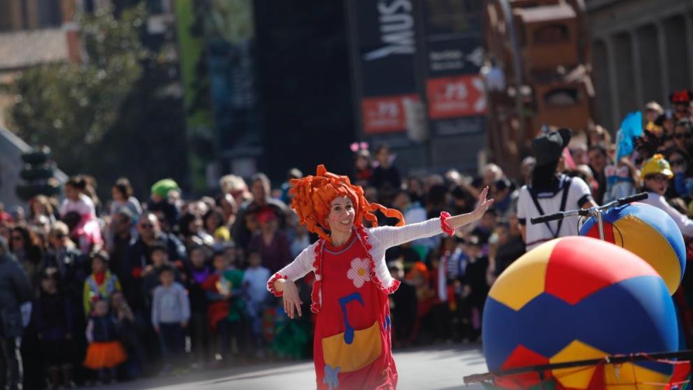 El carnaval maño tiene actividades curiosas y muy interesantes