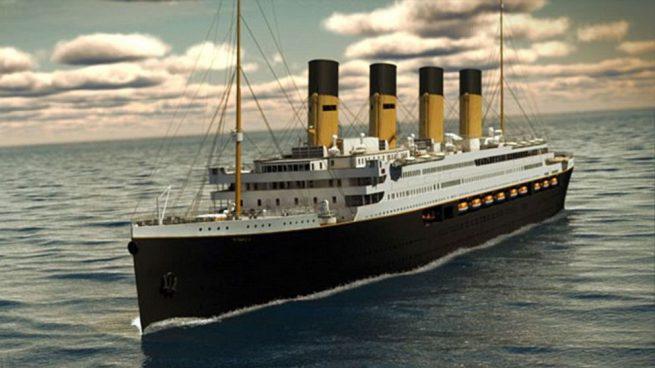 En 2022 podrás viajar en el Titanic