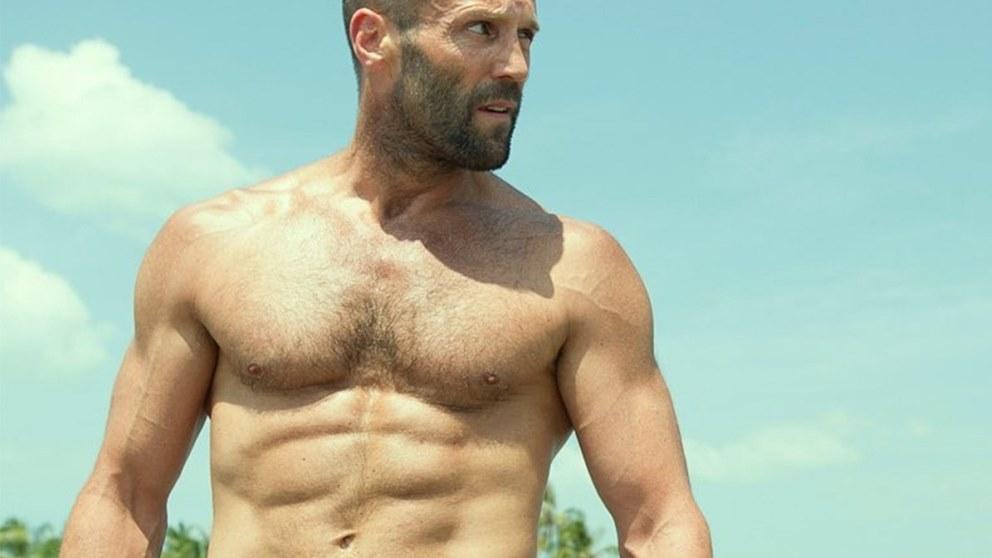 Jason Statham es uno de los actores de acción más exitosos de la última década