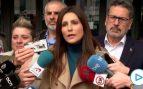 Cs pide a Sánchez que no ceda al «chantaje» del separatismo: «Torra sólo busca hablar de independencia»